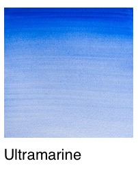 Venta pintura online: Acuarela ultramar