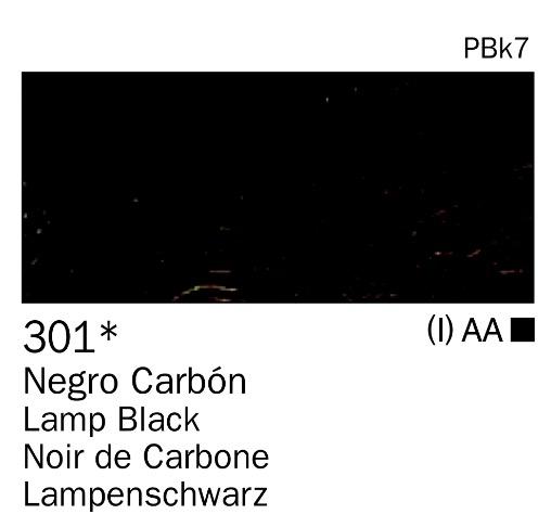 Venta pintura online: Acrilico negro carbón nº301