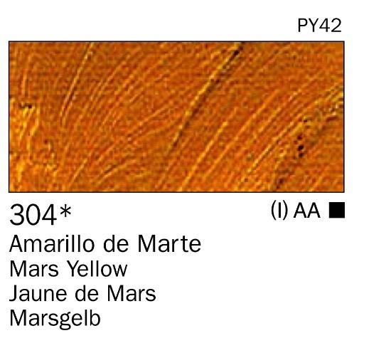 Venta pintura online: Acrilico Amarillo de marte nº304