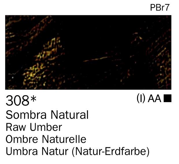 Venta pintura online: Acrilico Sombra natural nº308