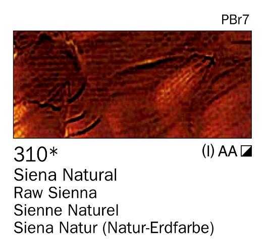 Venta pintura online: Acrilico Siena natural nº310