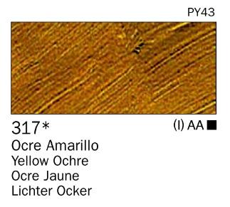 Venta pintura online: Acrilico Ocre amarillo nº317