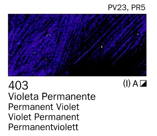 Venta pintura online: Acrilico Violeta permanente nº403