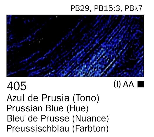 Venta pintura online: Acrilico Azul de prusia (tono) nº405