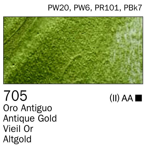 Venta pintura online: Acrilico Oro antiguo nº705