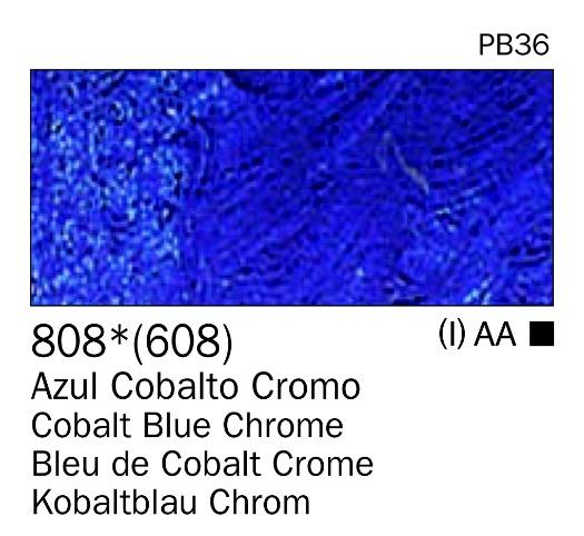 Venta pintura online: Acrilico Azul cobalto cromo nº808