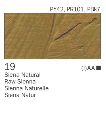 Venta pintura online: Acrílico Siena natural nº19