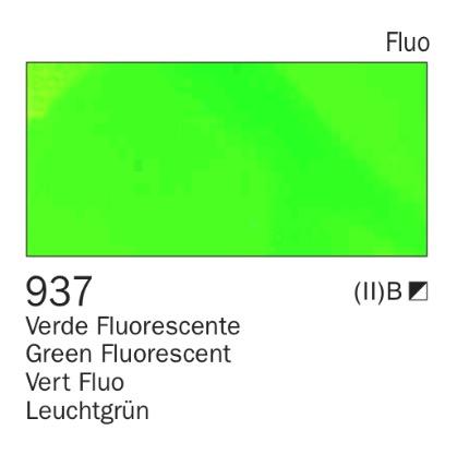 Venta pintura online: Acrílico Verde Fluo nº937